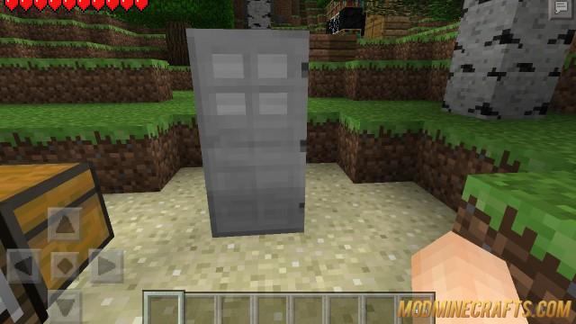 Мод Furniture для Minecraft PE 0.8.1