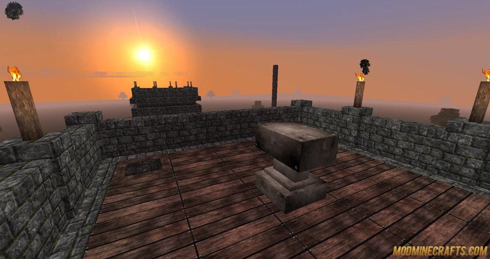 Ресурспак для minecraft 1.7.9